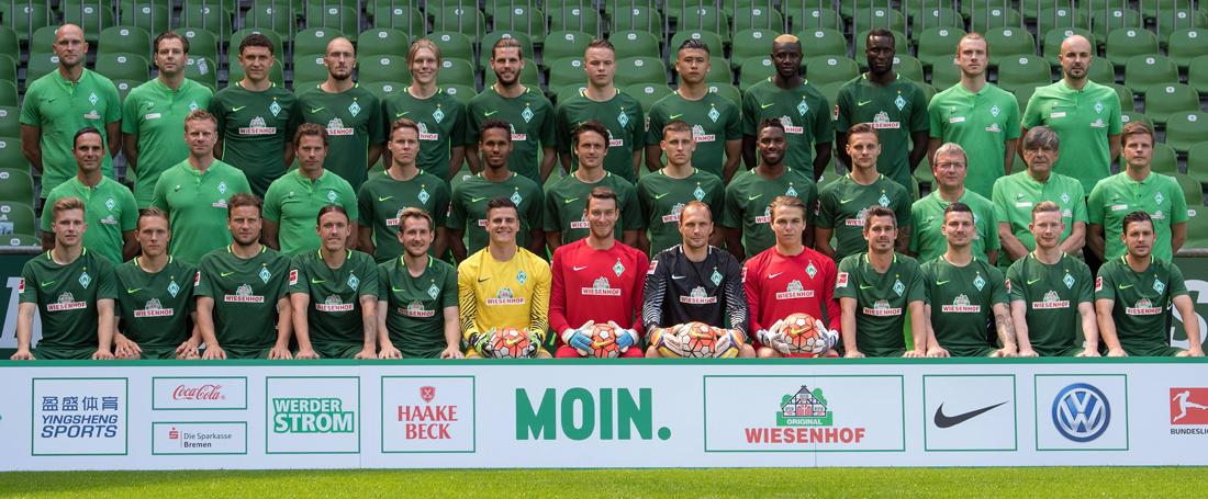 Werder Bremen Weltmeisterschaft Der Kader Der Saison 2018 Kicker
