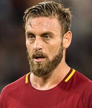 De Rossi verlängert bei der Roma