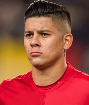 ManUnited bindet Rojo - mit Option