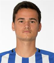 Herthaner Haubitz trainiert beim FC Hansa