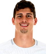 Atletico verleiht Torwart Werner nach Huesca