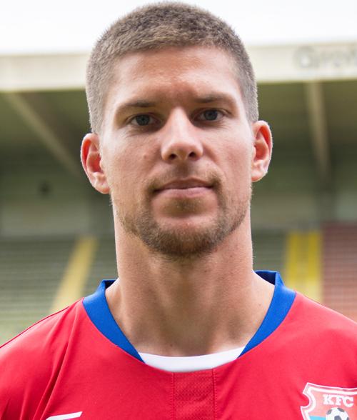 Christian Dorda - KFC Uerdingen 05 - Regionalliga West ...