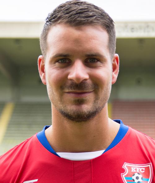 Lucas Musculus - KFC Uerdingen 05 - Regionalliga West ...