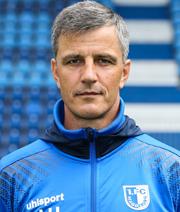 Mit Option: Magdeburg verlängert mit Trainer Härtel