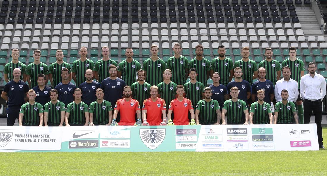 Preußen Münster - 3. Liga: die Vereinsinfos, News, und alle ...