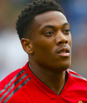 ManUnited zieht die Option bei Martial