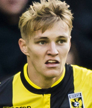 Real verleiht Talent Ödegaard nach Arnhem
