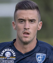 Sturm leiht sich Jakupovic aus Empoli aus