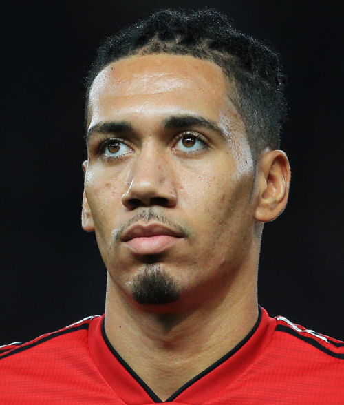 Chris Smalling Manchester United Premier League Alle