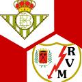 Schema: Real Betis Sevilla - Rayo Vallecano - La Liga, Saison 2018/19, 15. Spieltag