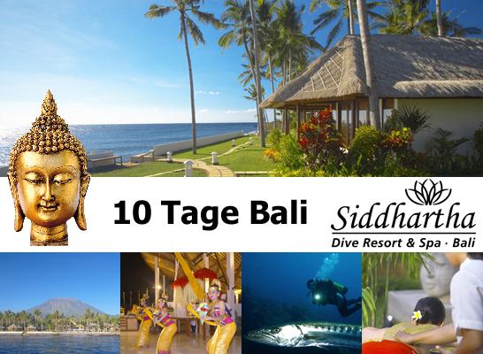 Traumurlaub auf Bali: Der beste Tipper 2011/12 darf nach Indonesien!