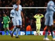 Messi h�lt ManCity am Leben - Enrique: