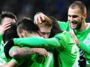 Spa� an Europa - Wolfsburg feiert Sieg gegen Inter