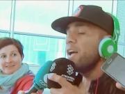 Dani Alves singt Transferspekulationen weg