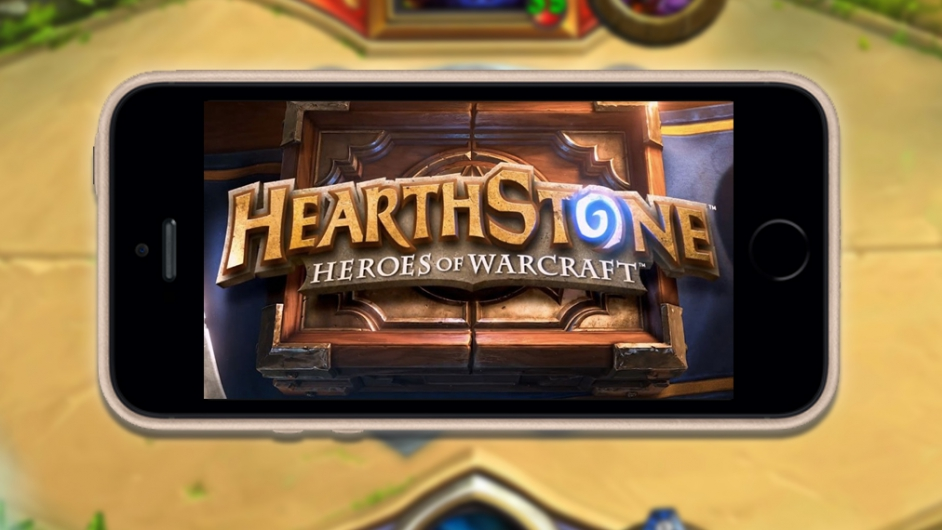 hearthstone f rs handy die app im kicker esport test vergleich zur pc version esport. Black Bedroom Furniture Sets. Home Design Ideas