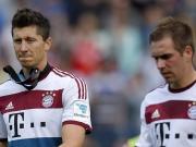 Bayern: Mit Kraft und Motivation am Ende