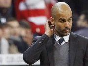 Guardiola sauer -