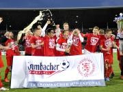 Hessen Kassel gewinnt den Hessenpokal