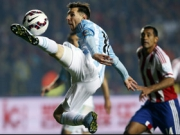 Torfestival: Messi & Co. nehmen Paraguay auseinander