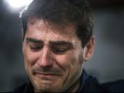 Tr�nen zum Abschied - Klub-Ikone Casillas verl�sst Real