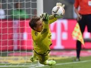 HSV dank Elfmeterheld Adler im Finale
