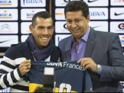 Carlos Tevez - Ausnahmezustand bei Boca Juniors