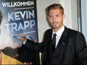 Trapps Vorstellung bei PSG -
