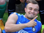 Mehr als ein Flirt - Shaqiri denkt an Schalke