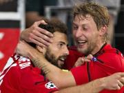 Bayer im Millionenspiel dabei - 3:0 gegen Lazio