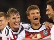 Kurioses Spiel - Deutschland siegt in Glasgow 3:2
