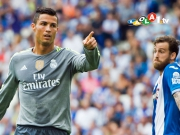F�nferpack! Ronaldo ist wieder da