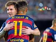 Vierter Sieg in Serie, aber Messi wackelt vom Punkt