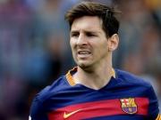 Bar�a-Coach Enrique: Messi-Verletzung ein