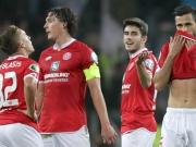 Mainz rutscht in die Krise - Schmidt vor Bew�hrungsprobe