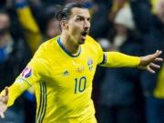 Magier Ibrahimovic schie�t Schweden zur EM