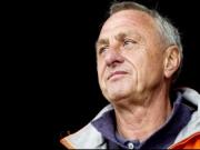 Cruyffs Kampf gegen die Krebserkrankung