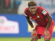 Vor dem Duell mit Pir�us - Bayern bangt um Alaba