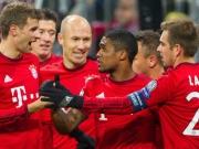Bayern im Achtelfinale, M�llers Rekord