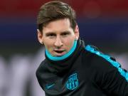 Leverkusen gegen Bar�a - Messi-Mania am Rhein