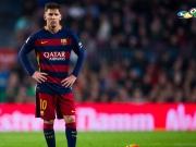 Messi traumhaft, Bar�a patzt dennoch