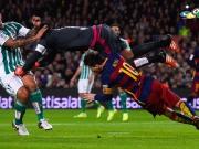 425 Tore in 500 Spielen! Messi steckt ein und teilt aus