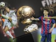 Messi, Ronaldo oder Neymar: Wer wird Weltfu�baller?