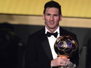 Ballon d'Or 2015 - Messi gewinnt, Ronaldo verschwindet
