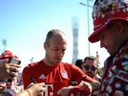 Arjen Robben will zur WM nach Russland