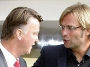 Klopp vs. van Gaal - und ein gewagter Vergleich