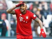 Vidals toller Schlenzer - Traumtor ohne Nutzen