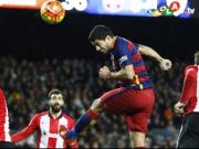 Suarez trifft bei Bar�as h�chstem Saisonsieg dreimal
