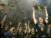 Volle H�tte f�r die Handball-Helden