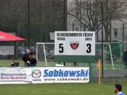 Berlin-Liga: Verr�ckte F�chse gehen auf Aufholjagd!