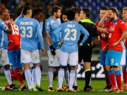 Rassistische Lazio-Fans: Spiel gegen Neapel fast abgebrochen